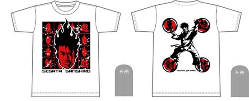 ライブTシャツ「せがた三四郎」