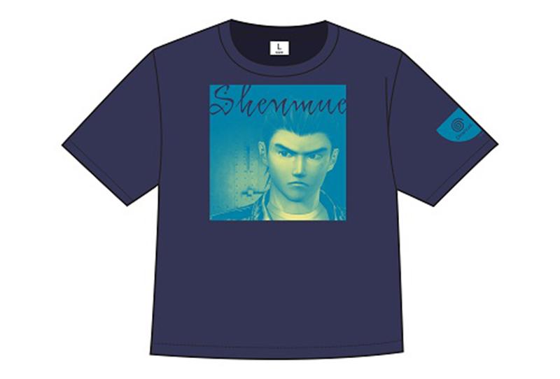 シェンムー Tシャツ