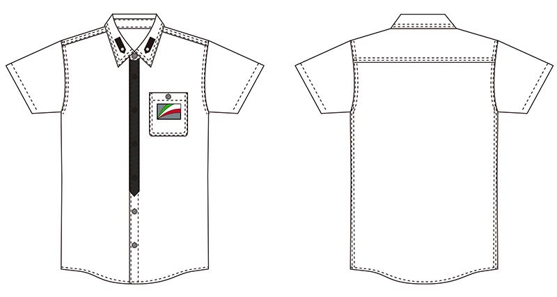 ▲アンツィオ制服。