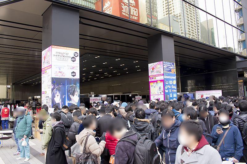 ゲームの電撃感謝祭・電撃文庫春の祭典・電撃コミック祭・会場 (4)