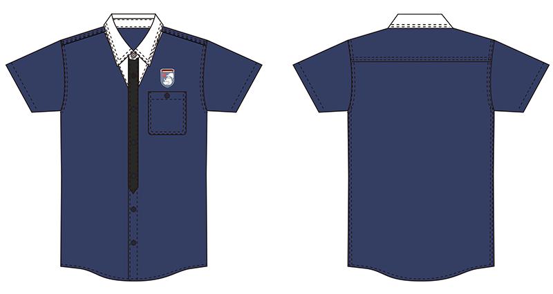 ▲聖グロリアーナ制服。