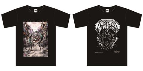 ▲Tシャツ2種 各3,980円(税抜)