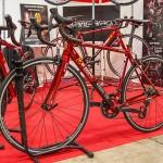 話題のシャア専用自転車