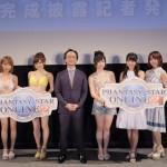(左から)清水さん、 齊藤さん、 酒井 P、 小原さん、 高野さん、 高木さん