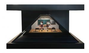 「dreamoc™」を用いた自由視点の3Dホログラム映像体験(9月5日と同内容となり ます)