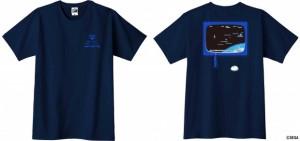SEGAアーケードコレクションTシャツ「SDI」