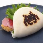 焼[イン]ベーダーのパオサンド(420円)