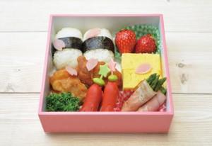 仲良しさんと食べるともっとおいしいお弁当(2,500円)
