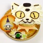 申公豹の黒点虎の千里眼ケーキ (いちごショートケーキ)750円