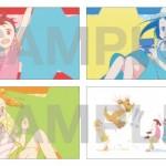 商品購入者特典のポストカード
