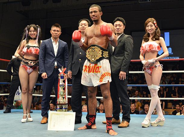 J-KICKはキックボクシング界屈指の人気興行(写真は2018年8月20日の大会)