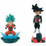 7月ドラゴンボール超 World Collectable Diorama vol.1㈰