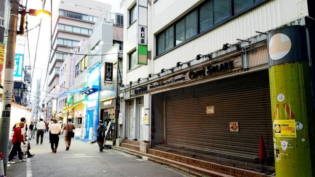 """秋葉原""""パーツ通り""""のスタート地点"""