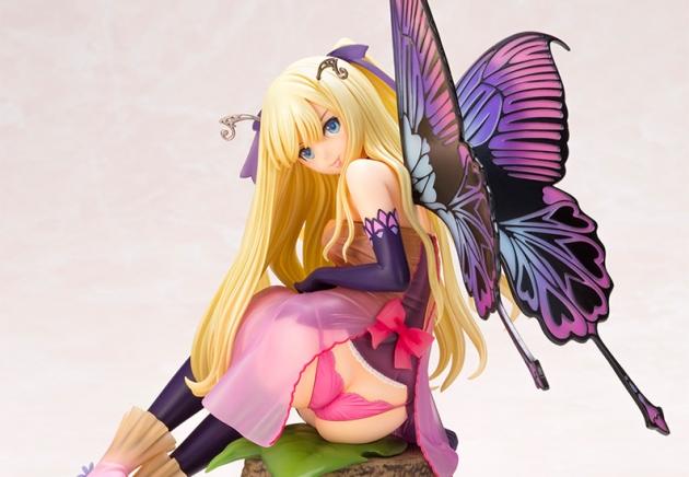 新作「紫陽花の妖精 アナベル」が2018年12月に発売予定だ。