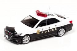 トヨタ クラウン アスリートの警視庁モデル