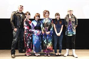 PCブラウザゲーム「超銀河船団」イベントに登場した際の逢田梨香子