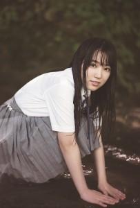 購入者特典・矢吹奈子(HKT48) ver.