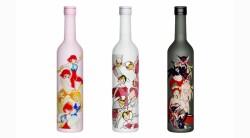 【アニメ】これはほろ酔い、「キューティーハニー」「白鳥のジュン」「ドロンジョ」のコラボ日本酒が登場