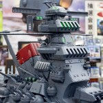 『宇宙戦艦ヤマト2199 星巡る方舟』発売記念! 1/100サイズ「ヤマト」&ヤマトガールも登場