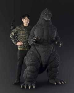 限定10体・価格4,482,000円・全高約192cm! 最大級の「ゴジラ」フィギュアが登場