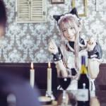 猫の恩返しがテーマのメイドカフェ「アキバ絶対領域」が秋葉原で2店舗目