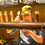 """ビール作りを学んで楽しめる""""クラフトビアバー""""、神田万世橋"""