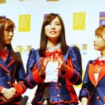 【SKE48】松井珠理奈が復帰後初の囲み取材「ふっくらした?」とのファンの声に答える
