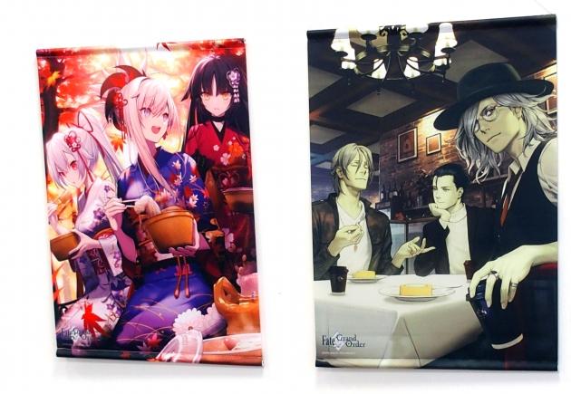 タペストリー(全2種) 各3500円
