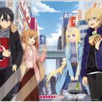 【イベント】秋葉原電気街まつりが『SAO』とコラボ決定、お買い物・リツイートで限定グッズプレゼントも=11月23日より