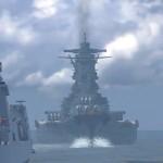 戦艦大和の1/700 プラモデルがVRの空間内で実物大に! 本物を見たド迫力に驚愕!!