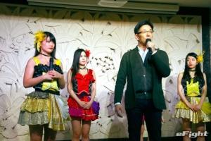 榊原信行RIZIN実行委員長がステージに上がり川村の参戦を発表
