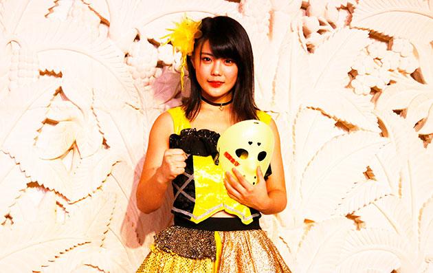 仮面女子の川村虹花が大みそかRIZINに参戦