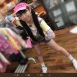 【グラドル】22歳・長澤茉里奈の女児服コスプレが「リアル過ぎる」「これは神」と話題に