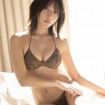 夏目まどか(c)西條彰仁/週刊プレイボーイ