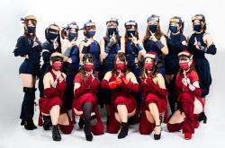 女性スタッフの忍者ちゃんたち