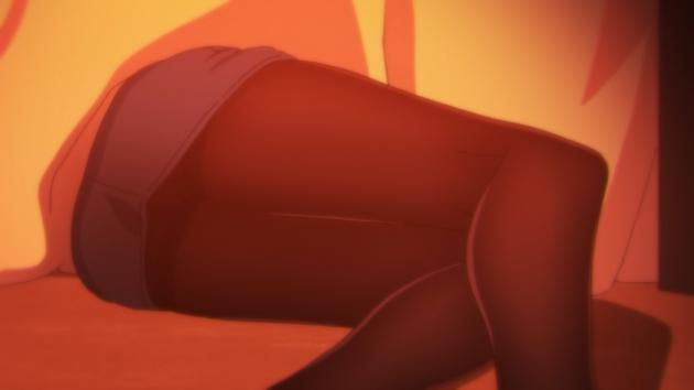 【アニメ】『みるタイツ』第9話は、コタツとタイツと猫ちゃん⁉