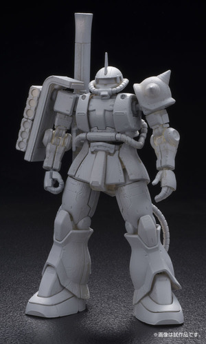MS-06S シャア専用ザクⅡ(試作品)前