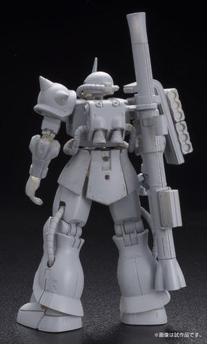 MS-06S シャア専用ザクⅡ(試作品)後