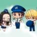 【鬼滅の刃】パイロット&CA衣装のキャラグッズなど登場、成田アニメデッキでイベント開催中=10月9日まで